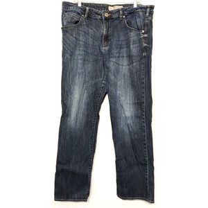 Lee Modern Series Dark Wash Jeans 38x32